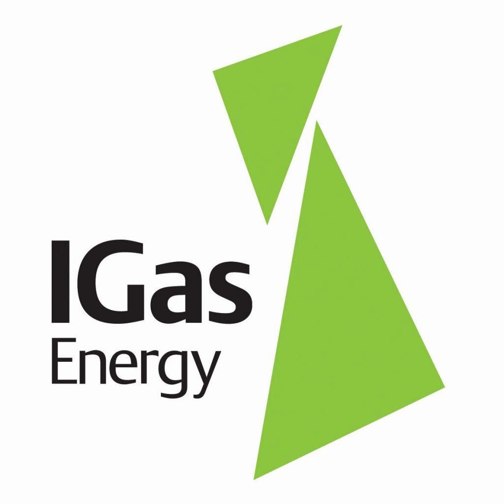 IGas Logo